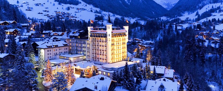 Boutique Hotel The Capra Saas Fee